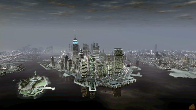 Liberty City su GTA V? Possibile, grazie a una mod