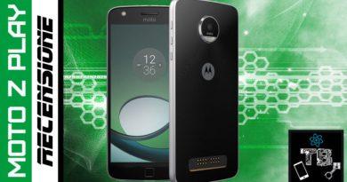 TechnoBlitz.it Recensione del Lenovo Moto Z Play e della Moto Mod stereo di JBL