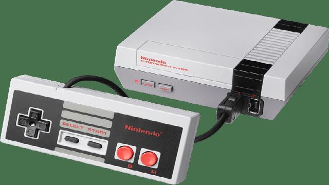 Nintendo-Classic-Mini-NES-console