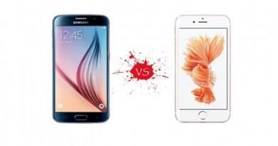 TechnoBlitz.it Samsung Galaxy S8 vs iPhone 8: i due giganti a confronto