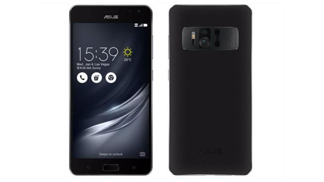 TechnoBlitz.it Asus: presentato smartphone con camera da 92 megapixel