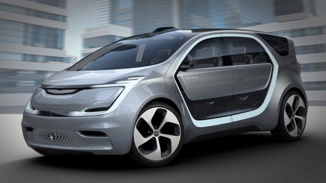 TechnoBlitz.it Chrysler svela il nuovo concept di minivan