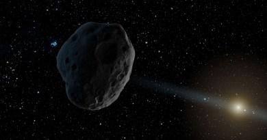TechnoBlitz.it Rara cometa visibile per la prima volta dalla Terra