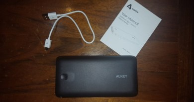 TechnoBlitz.it Powerbank Aukey PB-N15: recensione