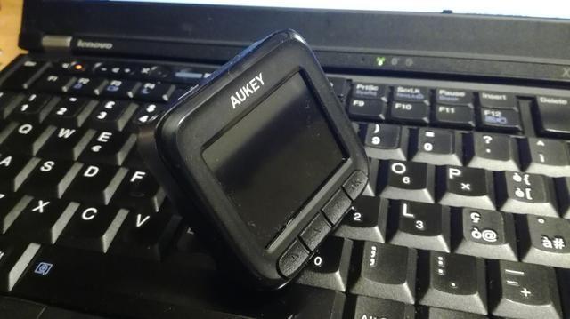 TechnoBlitz.it Aukey DR-01, la dashcam economica full HD