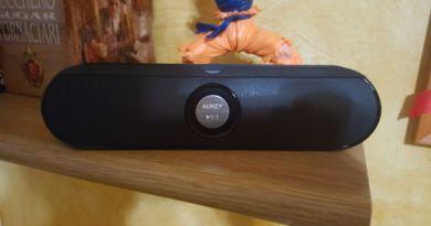 TechnoBlitz.it Recensione: Aukey BT023 Speaker Bluetooth