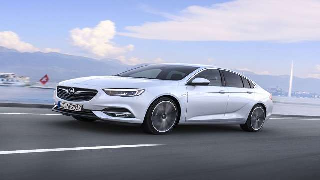 TechnoBlitz.it Anteprima mondiale: la nuova Opel Insignia debutta al Salone di Ginevra
