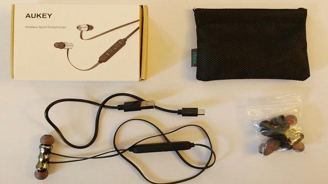 TechnoBlitz.it Recensione: cuffie auricolari bluetooth AUKEY EP-B37