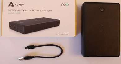 TechnoBlitz.it Recensione: powerbank da 30000 mAh by Aukey