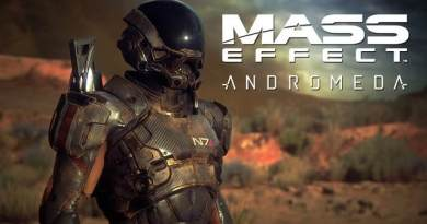 TechnoBlitz.it Disponibile ora Mass Effect Andromeda per tutte le piattaforme