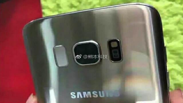 TechnoBlitz.it Dalla Cina compare un clone del Galaxy S8 (addirittura prima del suo annuncio ufficiale)
