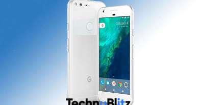 TechnoBlitz.it Pixel 2 in arrivo per quest'anno - confermato da Google