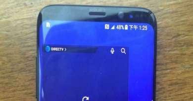 TechnoBlitz.it Nuovo video leak mostra il Galaxy S8 in azione, insieme a dati di Geekbench