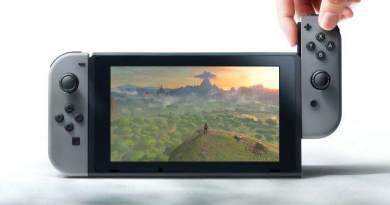 TechnoBlitz.it Nintendo Switch pronta a sbarcare negli store di Amazon e Gamestop