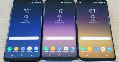 TechnoBlitz.it Samsung Galaxy S8: 728000 preordini, solo in Corea del Sud