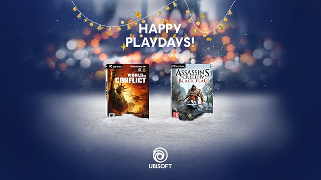 Ubisoft regala a tutti due videogiochi