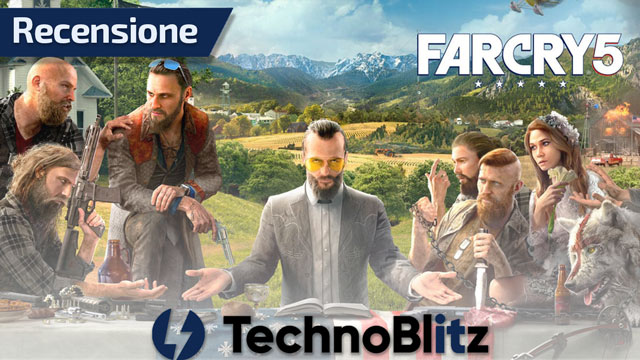 Far Cry 5: la recensione completa