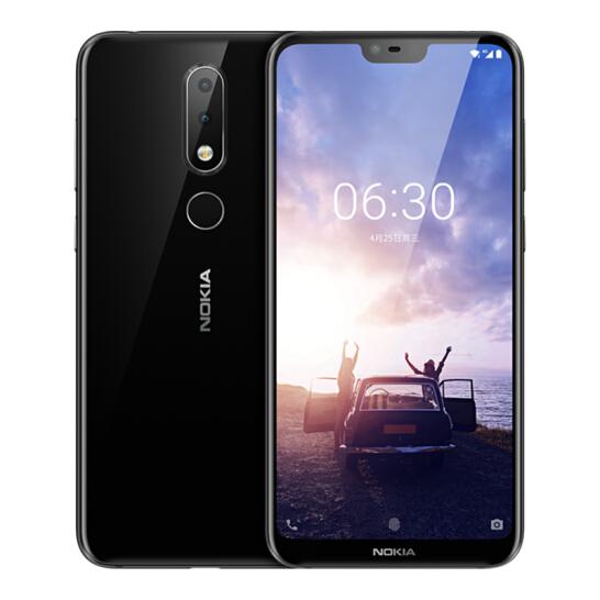 Nokia X6 viene lanciato in Cina con Snapdragon 636 e display 19:9 con notch