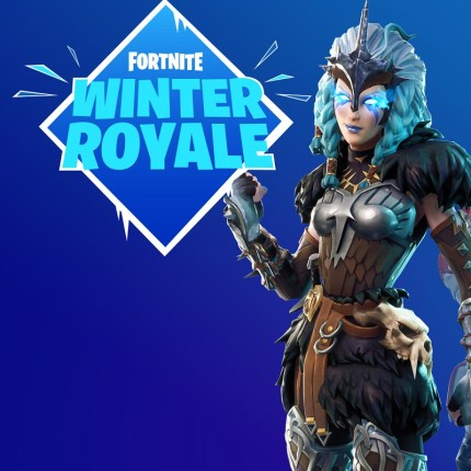 Fortnite Winter Royale: montepremi da 1 milione di dollari