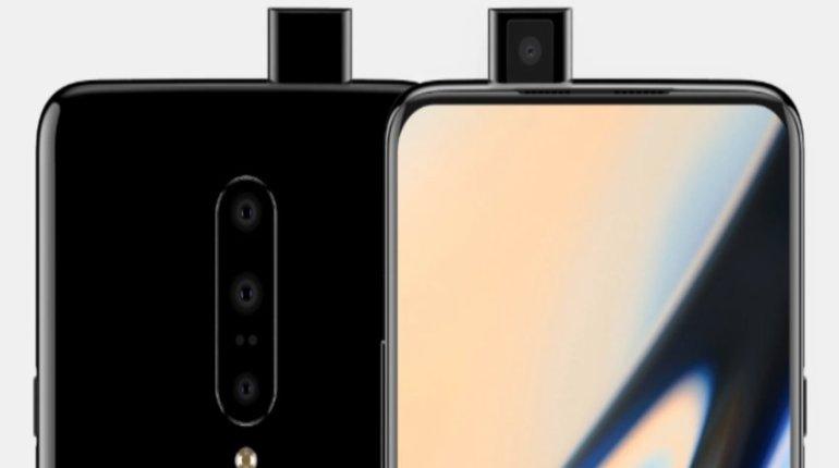 OnePlus 7: render mostrano fotocamera a scomparsa e design completo
