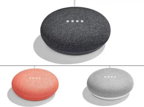 Google Home Mini and New Daydream VR headset revealed in leaks