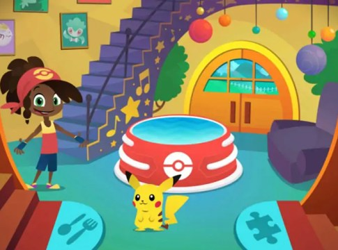 Grab Pokemon Playhouse for your little ones