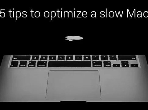 5 Tips to Optimize a Slow Mac