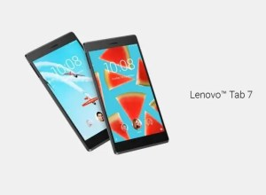 Lenovo Tab 7 launched in India with Android Nougat and 4G connectivity