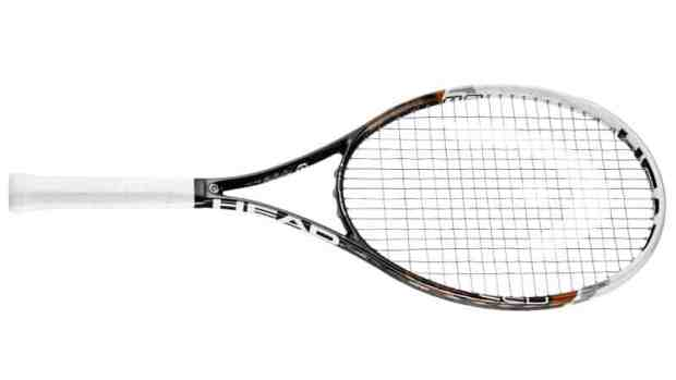 graphene application tennis racquet