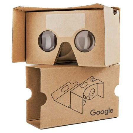 google cardboard 2 virtual reality product headset tutorial