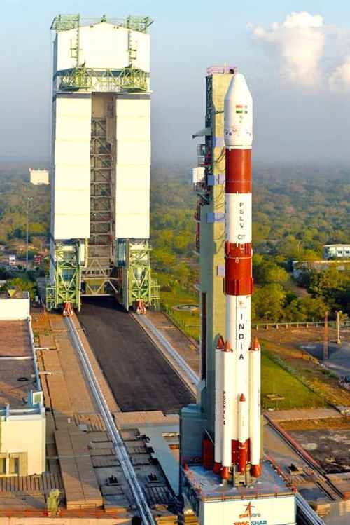 PSLV - C37 - launch vehicle