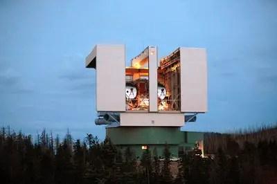 The Large Binocular Telescope