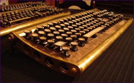enochian steampunk keyboard