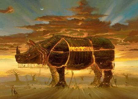vladamir kush rhino