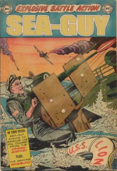 sea guy