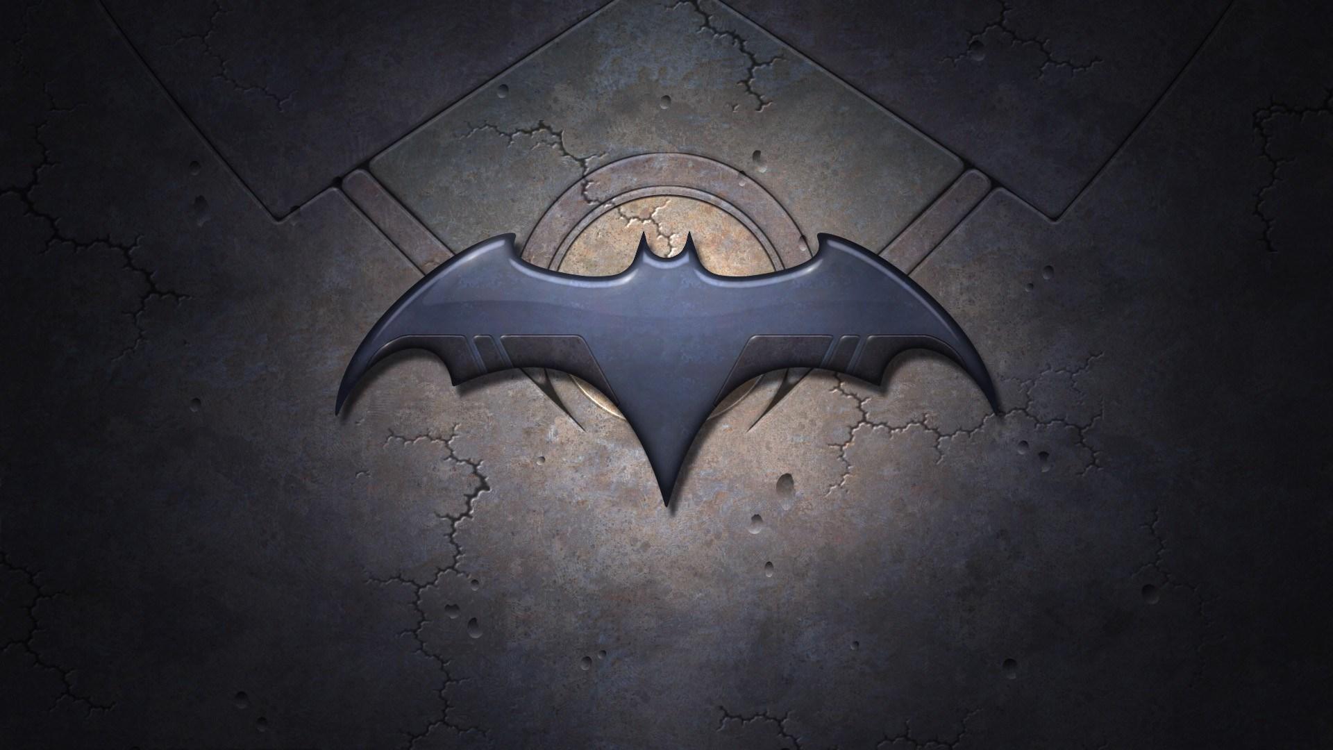 Batman Logo Hd Wallpaper 5