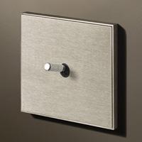Stainless Steel (Nickel knurled)