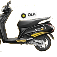 Ola's Strategic Investment in Rental Scooter Vogo