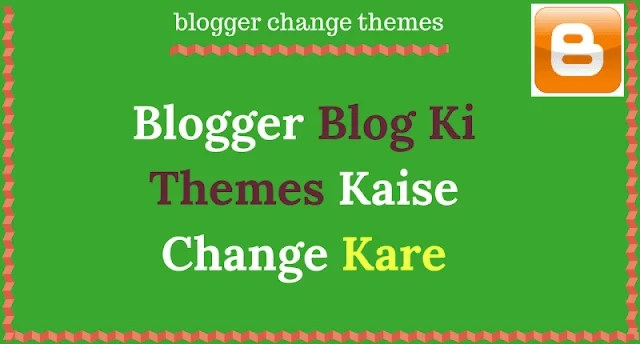 Upload a Template To The Blogger Blog