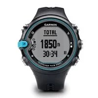 montre natation garmin swim face