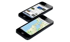 Localisation et applications iPhone 5