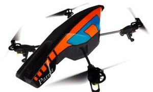 Avec le drone, il n'y a aucun pilote dans l'avion !