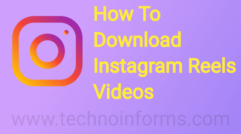 How to Download Instagram Reels
