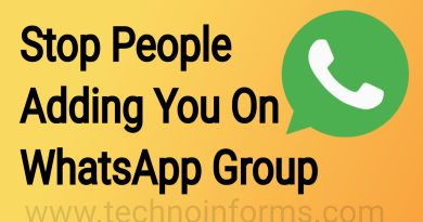 How to Stop People From Adding You to WhatsApp Group