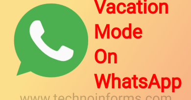 WhatsApp will soon bring Vacation Mode