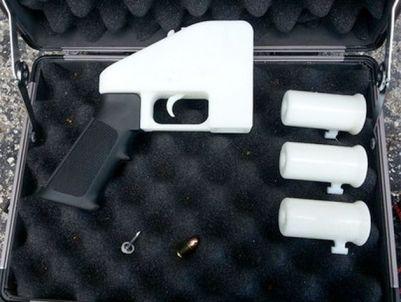 The Liberator gun
