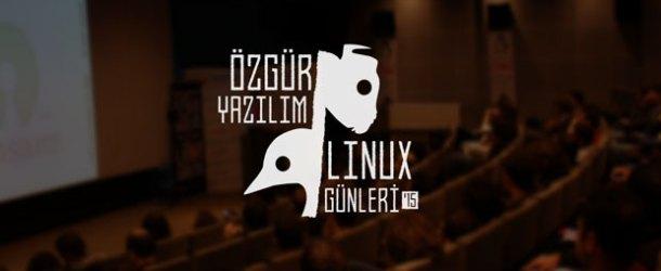 Özgür Yazılım ve Linux Günleri 2015, 27-28 Mart'ta