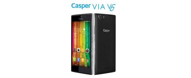 CASPER VIA V6, 4G desteğiyle geldi