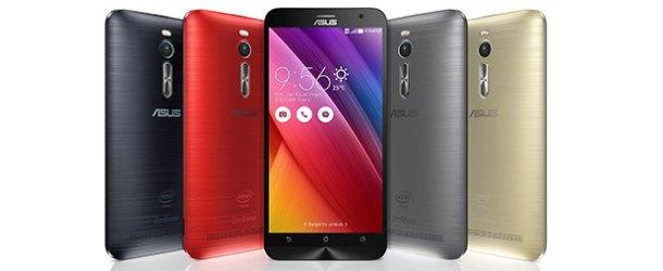 ASUS ZenFone 2'nin 32GB ve 64GB'lık modelleri raflarda