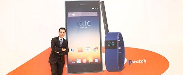 TeknoSA'nın akıllı telefon ve saati piyasada